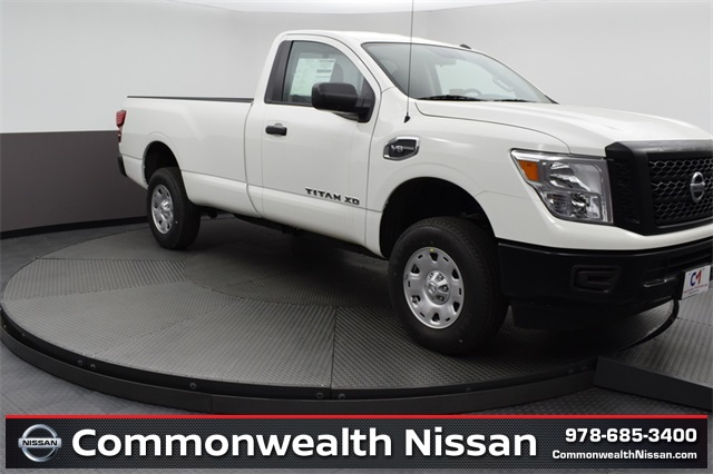 Pre-Owned 2019 Nissan Titan XD S