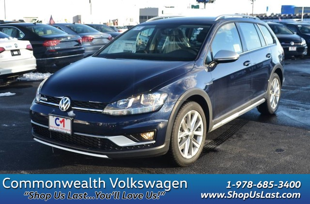 new 2018 volkswagen golf alltrack s hatchback in lawrence v1292 commonwealth volkswagen. Black Bedroom Furniture Sets. Home Design Ideas