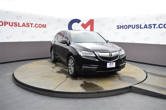 Pre-Owned 2014 Acura MDX 3.5L Technology Pkg w/Entertainment Pkg