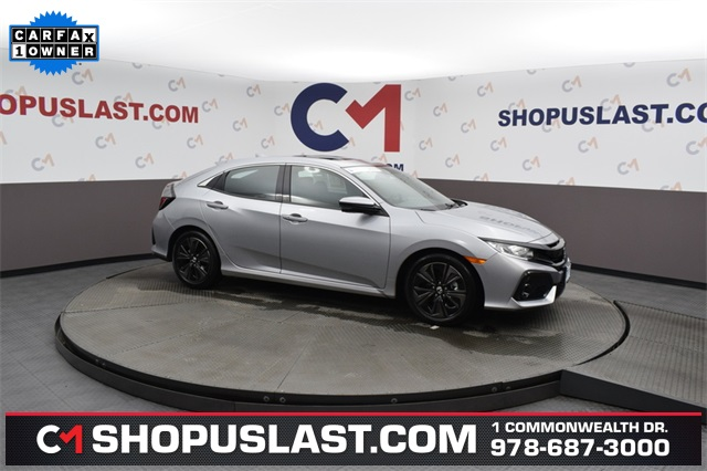 Pre-Owned 2019 Honda Civic EX