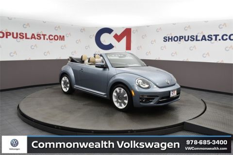 New 2019 Volkswagen Beetle Convertible 2.0T Final Edition SEL