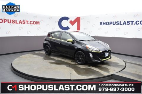 Pre-Owned 2016 Toyota Prius c Four